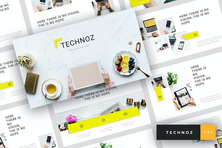 Thumbnail for Technoz - Internet Marketing Google Slides
