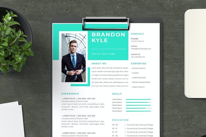 Thumbnail for Resume Vol.22