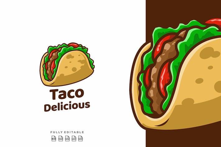 Logo Taco Delicious