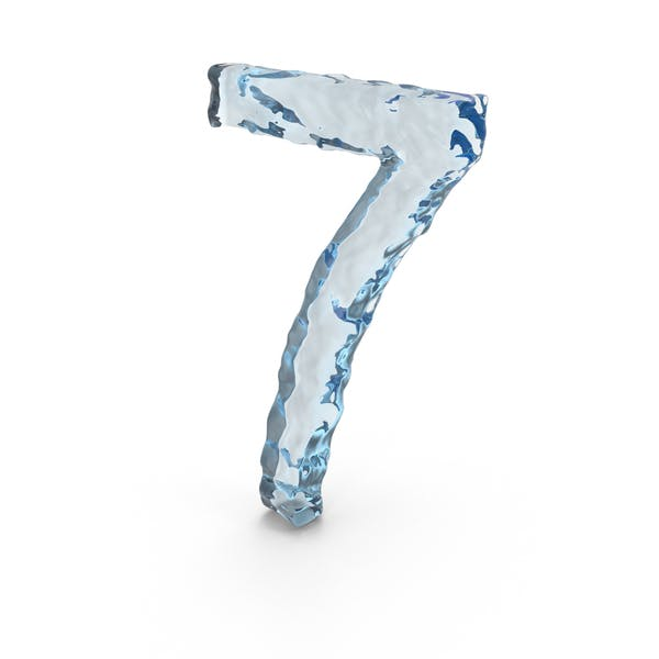 Icy Water Number 7