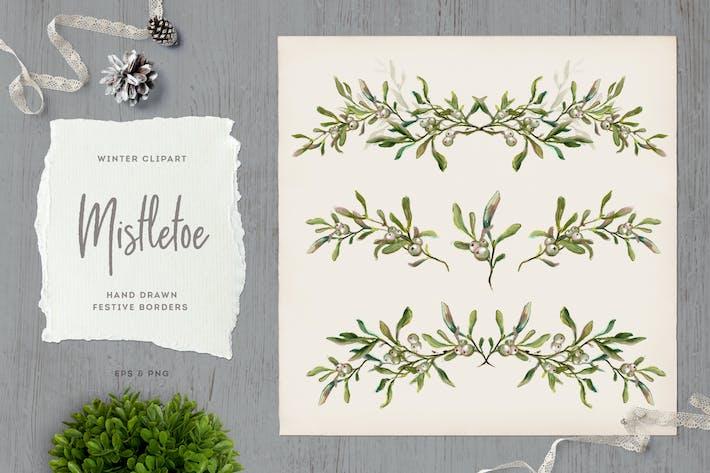 Mistletoe // Borders