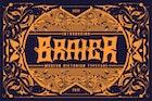 Braier | Modern Victorian Typeface