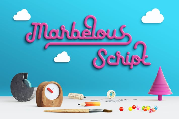 Thumbnail for Marbelous Script