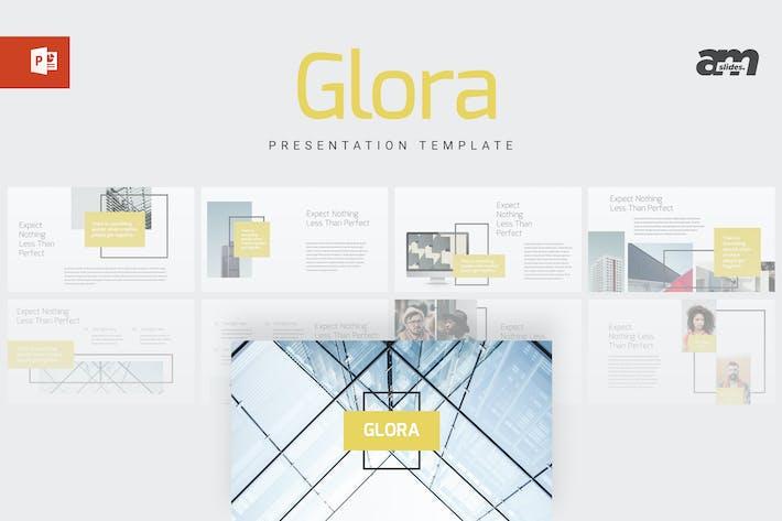 Thumbnail for Glora - Plantilla Powerpoint