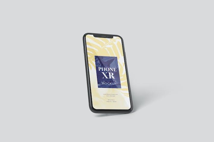 Thumbnail for Phone XR Mockup