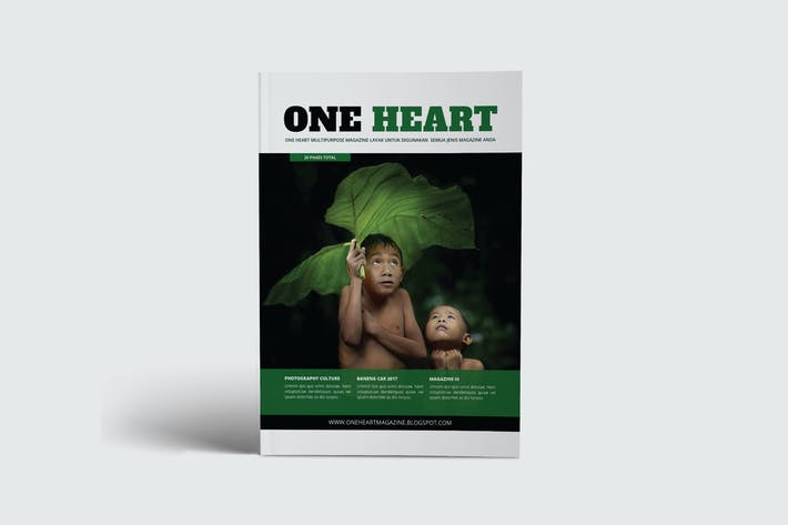 One Heart Magazine