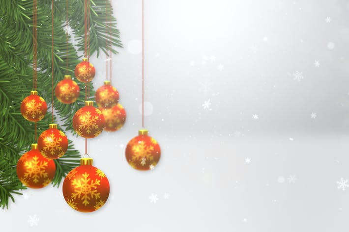 Cover Image For Christmas Baubles 1