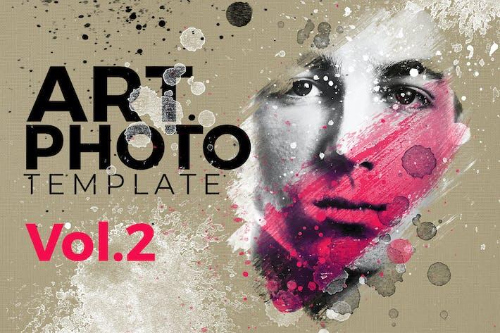 Thumbnail for Art Photo Portrait Modèle V.2