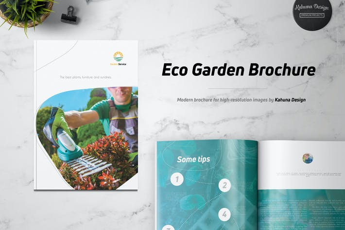 Thumbnail for Eco Garden Brochure