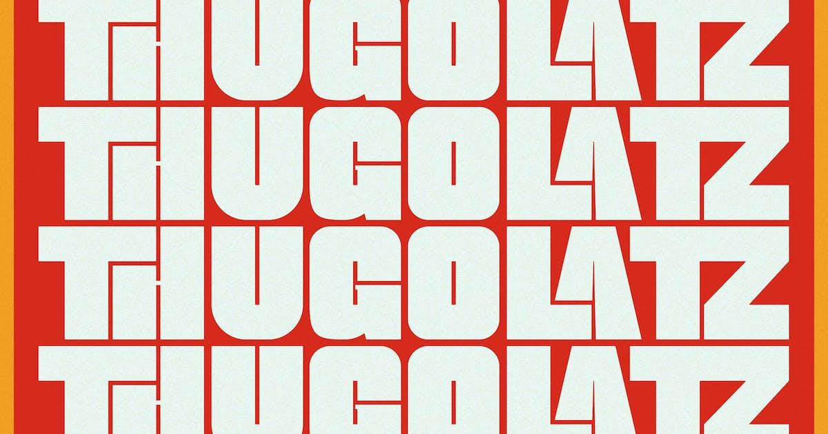Download Thugolatz - Ligature Extended Sans by Alterzone