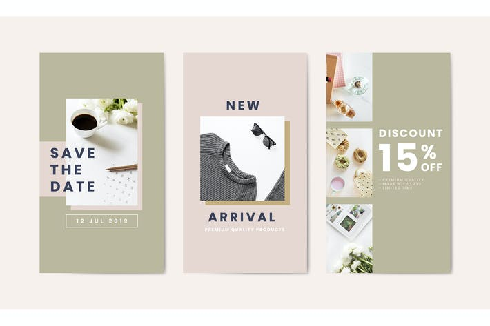 Cover Image For Shopping and sale advertisement templates