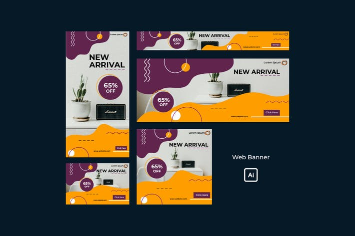 Thumbnail for Home Decor - Web Banner
