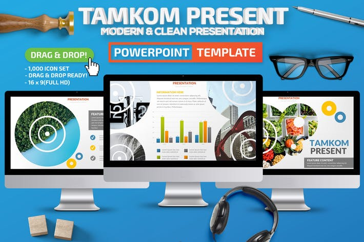 Thumbnail for Tamkom Powerpoint Presentation