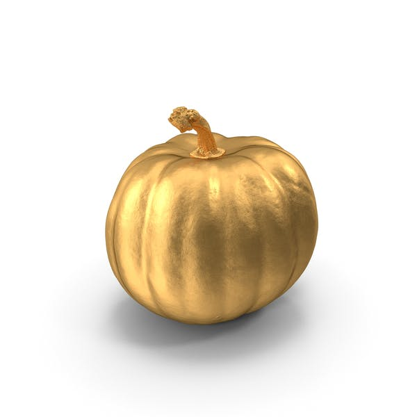 Thumbnail for Gold Pumpkin