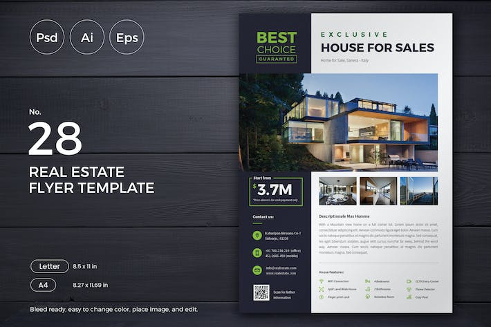 Thumbnail for Slidewerk - Real Estate Flyer 28