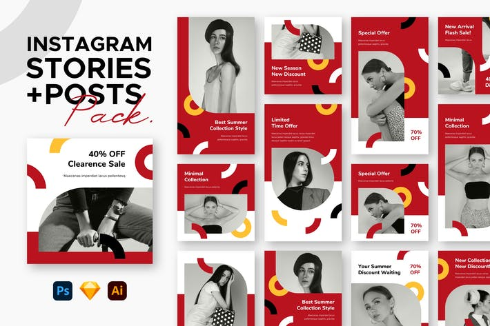 Thumbnail for Instagram Stories + Posts