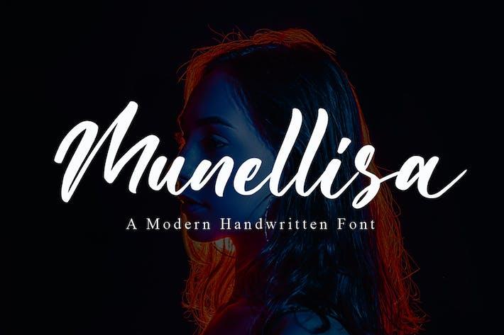 Munellisa - Elegant Font
