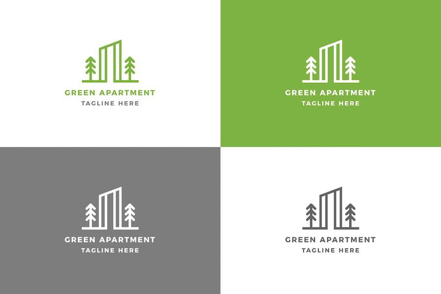 Apartment - Logo Template