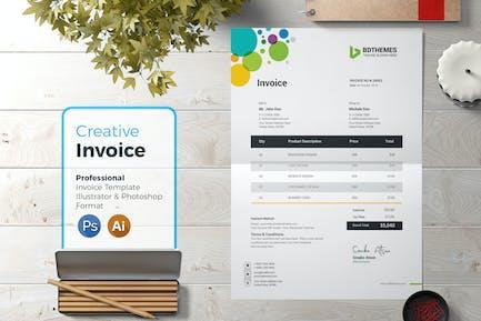 Invoice Template 08