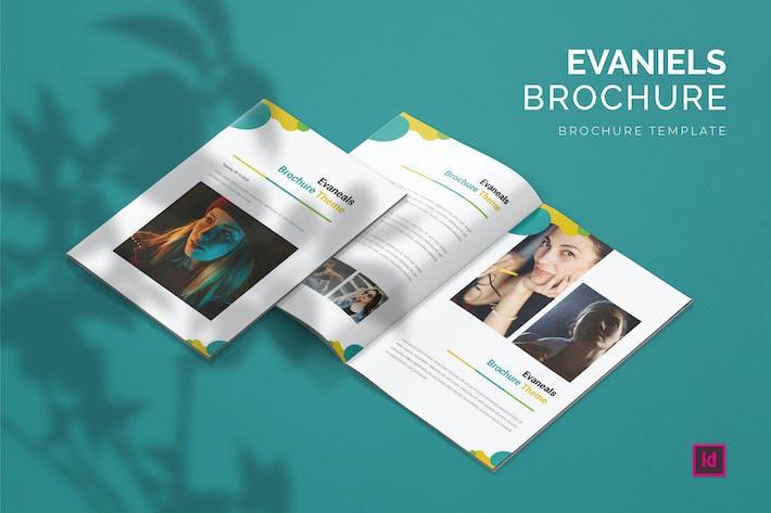 Thumbnail for Evaneals Theme - Brochure Tempalte