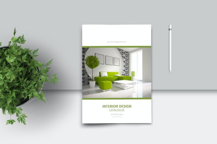 Thumbnail for Interior Catalogs Brochure Magazine