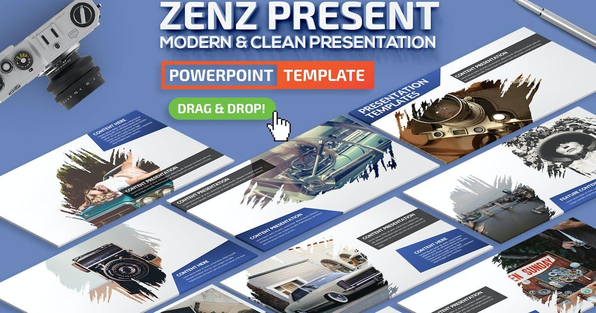 Download Zennz Powerpoint Presentation by mamanamsai