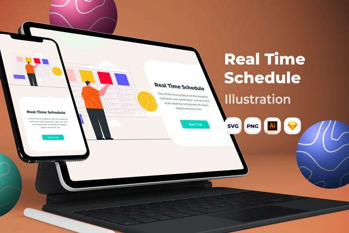 Thumbnail for Real Time Schedule