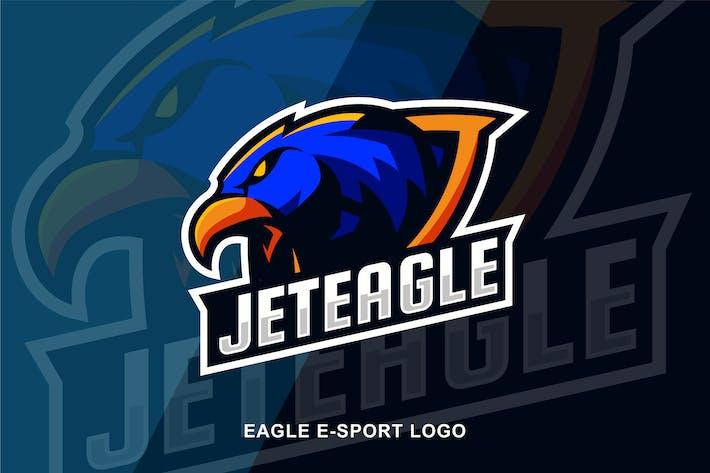 Thumbnail for Eagle E Sport Logo