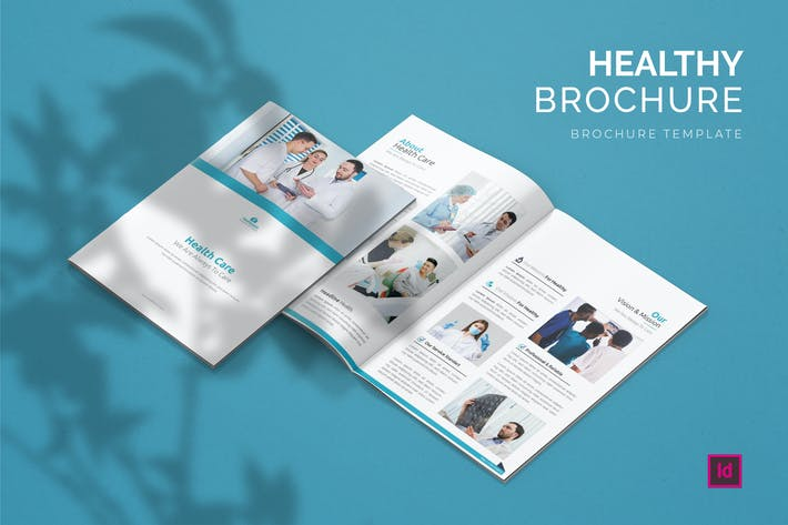 Thumbnail for Health Care - Brochure Template