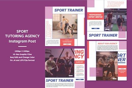 Sport Tutoring Agency