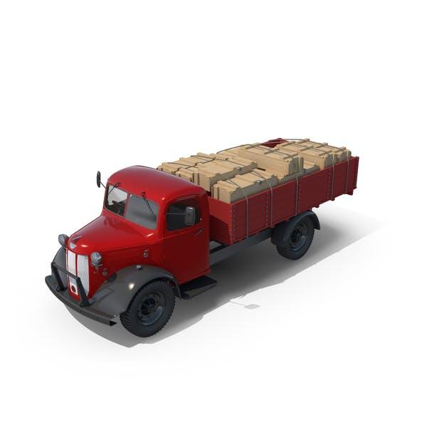 Винтажный грузовик