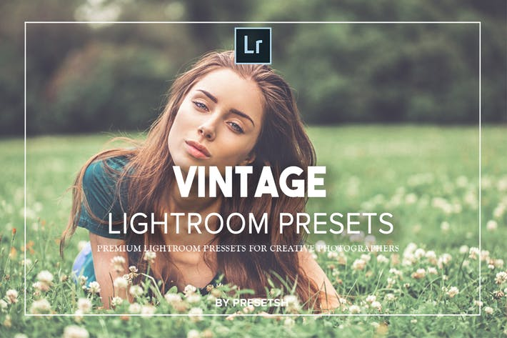 Thumbnail for Vintage Lightroom Presets