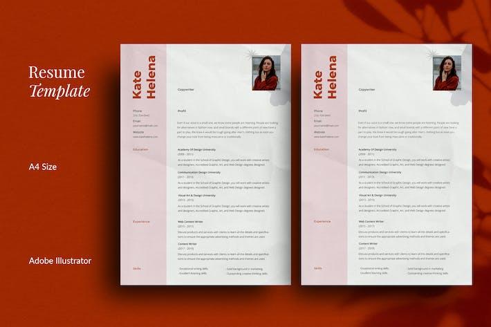 CV Resume | Creative