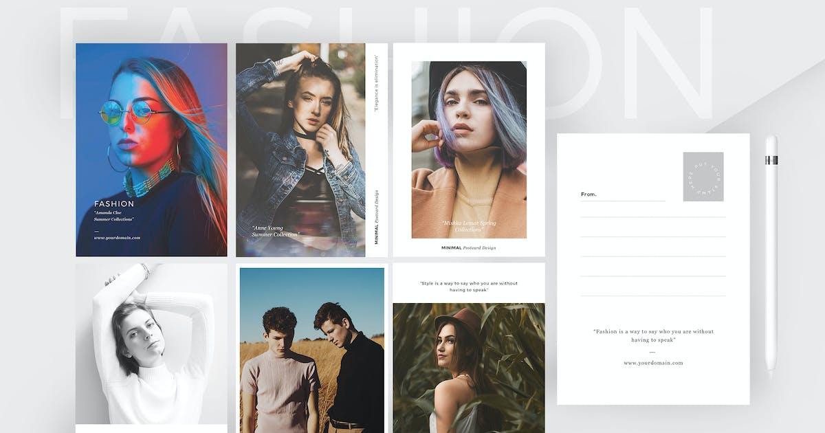Download Minimal Fashion Postcard by Unknow