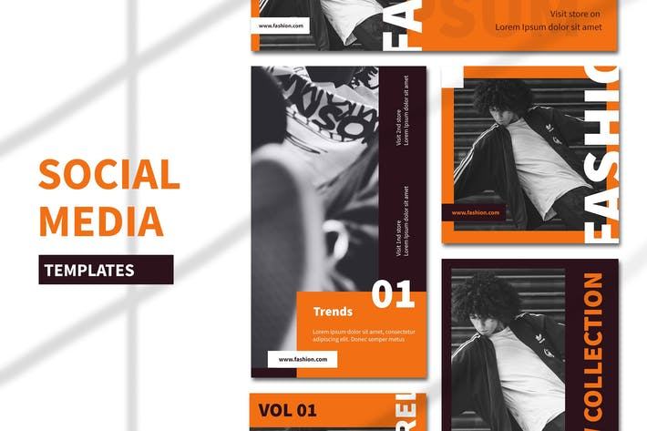 Thumbnail for Social Media Templates