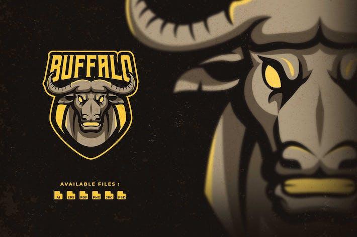 Thumbnail for Buffalo Sport and Esport Logo