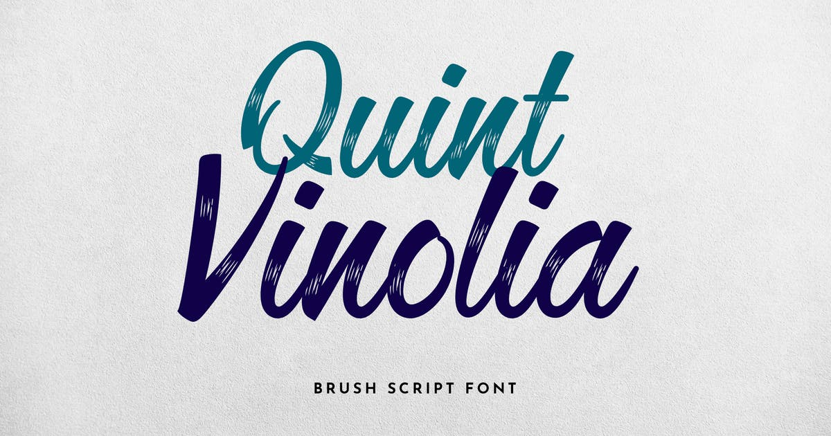 Download Quint Vinolia Calligraphy Font by uicreativenet