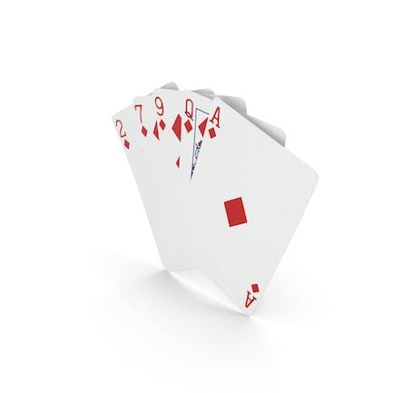 Poker Hand Flush