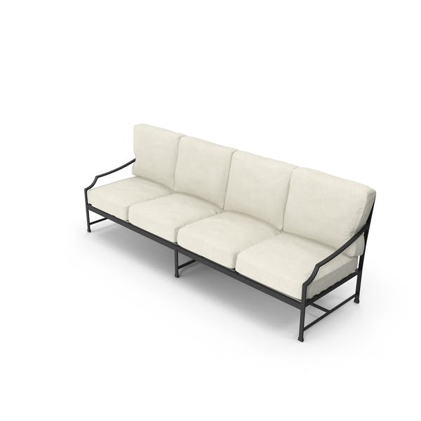 Terrasse Couch