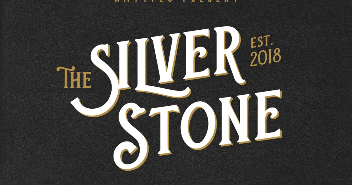 Download Silver Stone by amtypes