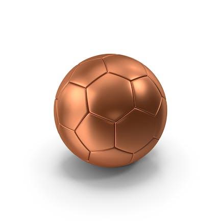 Soccer Ball Bronze