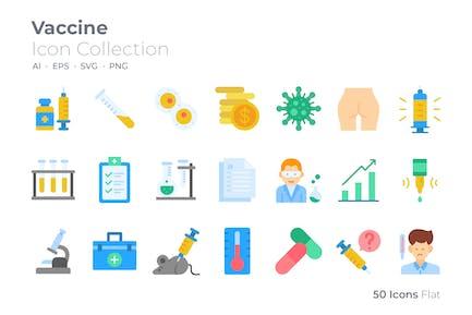 Vaccine Color Icon