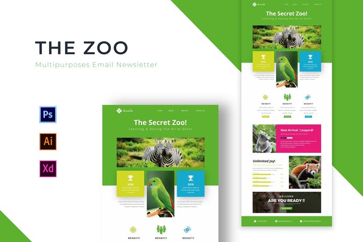 Cover Image For Zoo | Newsletter