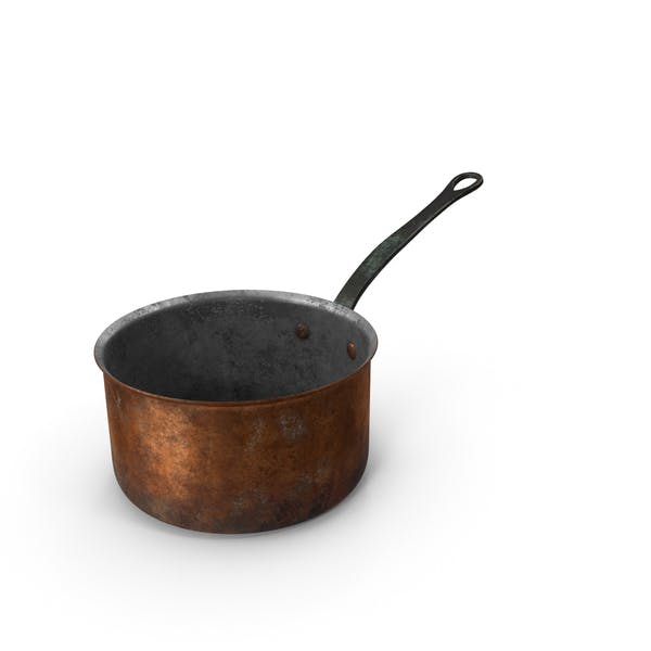 Old Sauce Pan 3.5qt