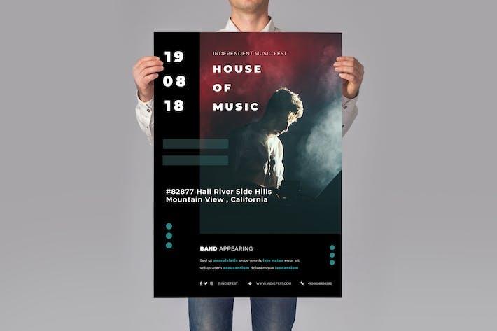 Thumbnail for Music Flyer