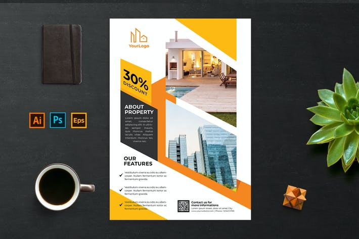 Cover Image For Properties Flyer