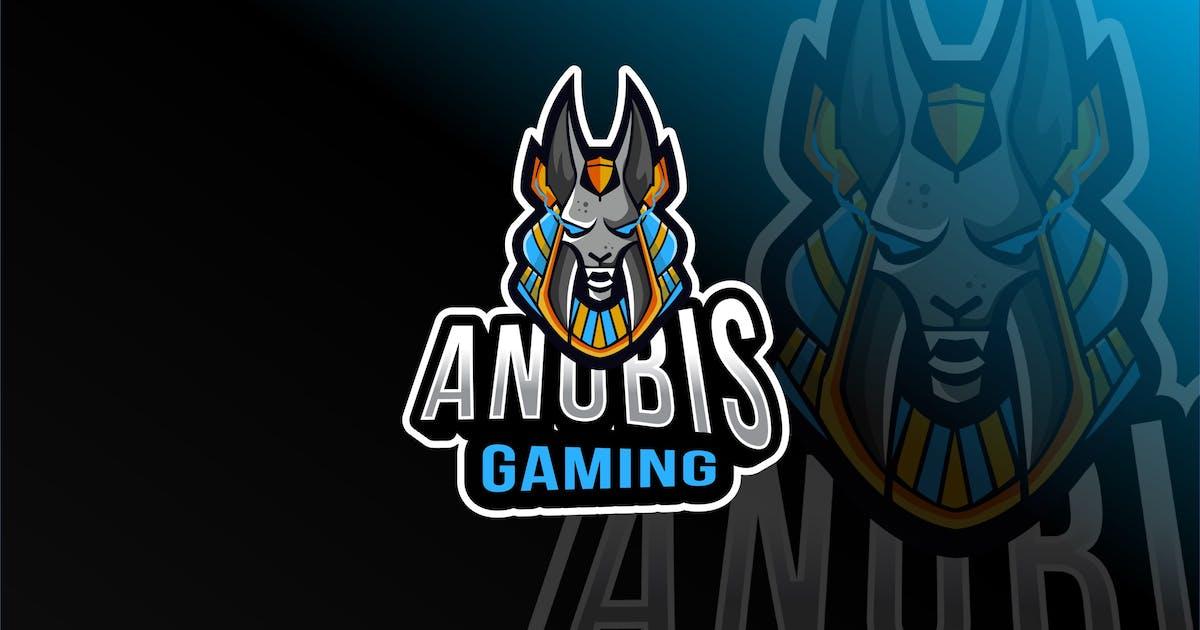 Download Anubis Gaming Esport Logo Template by IanMikraz