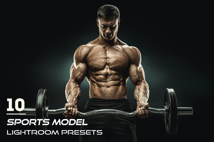 Thumbnail for 10 Sports Model Lightroom Presets