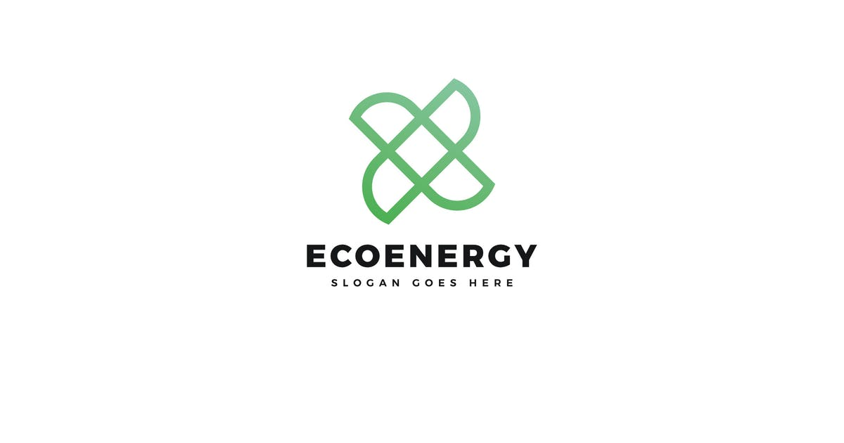 Download Eco Energy Logo Vector Template by Pixasquare