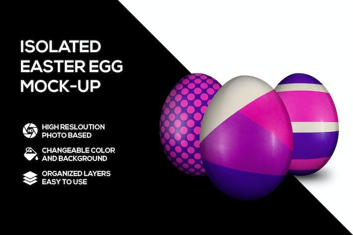 Cover Image For Easter Egg mockup